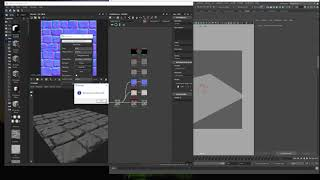 [Sneak Peek] Maya + Substance Designer Live Link