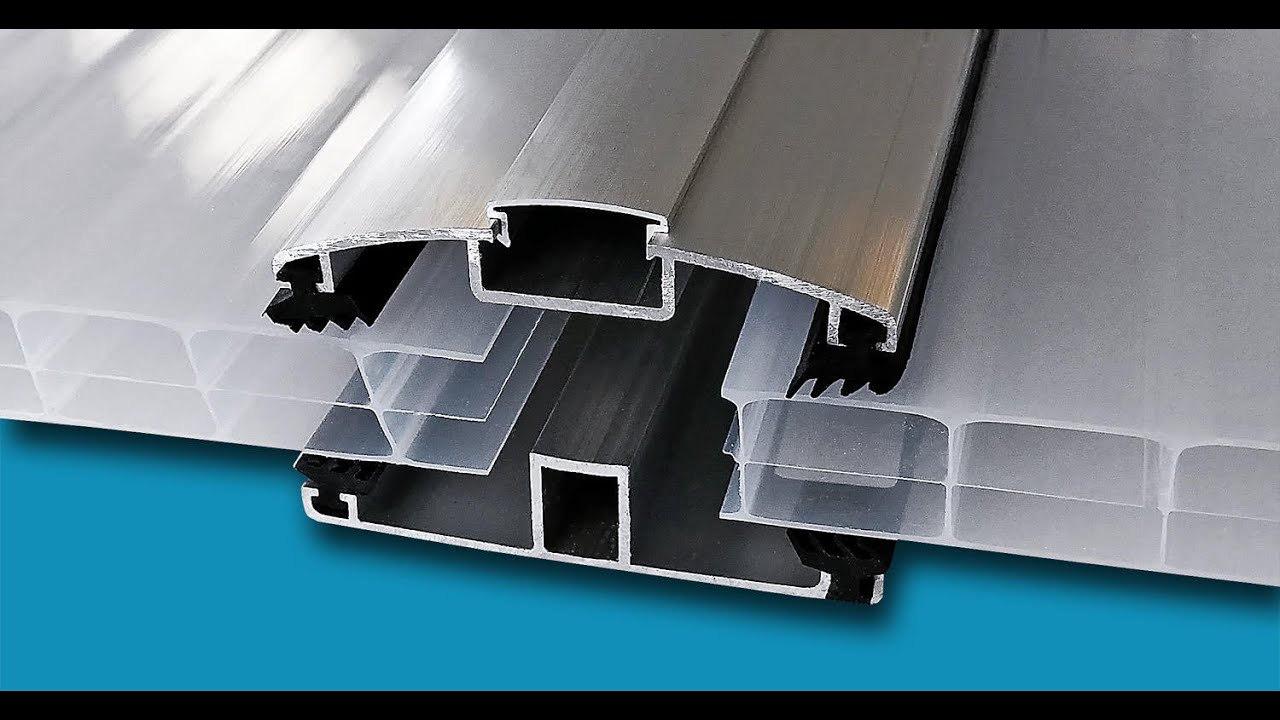 Pergola Cover Polycarbonate Roof System Alternative To