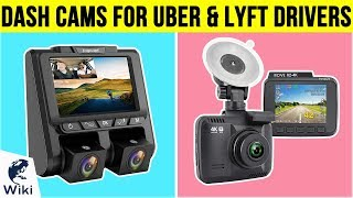 10 Best Dash Cams For Uber & Lyft Drivers 2019