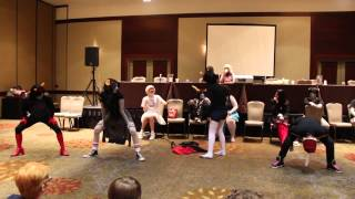 Choose your own MSPA Panel at Metacon 2013 (incomplete recording)
