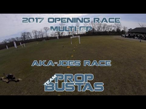 Prop-Bustas Multi-Gp Race Day (Joes Race)