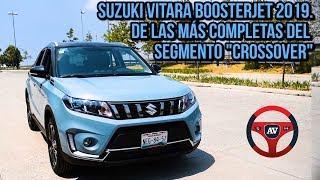 """Suzuki Vitara Boosterjet 2019.-- De las más completas del segmento """"crossover"""""""