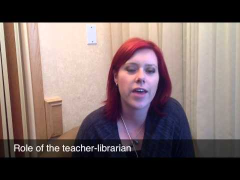 SSLA Inquiry - The Role of the Teacher-Librarian - GPetford