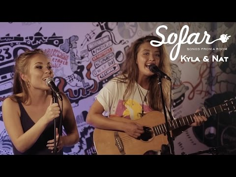 Kyla & Nat  - Cover The Angels Eyes | Sofar London