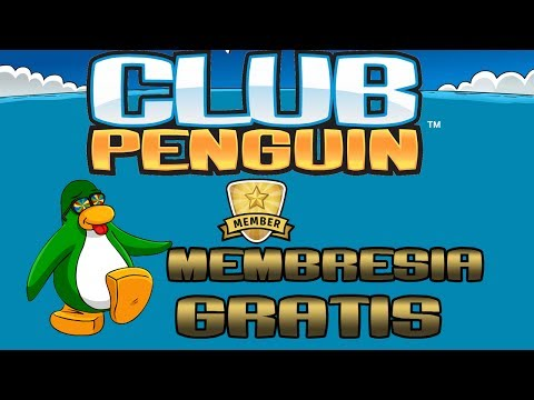ClubPenguin Membresia Gratis (100% FUNCIONA)