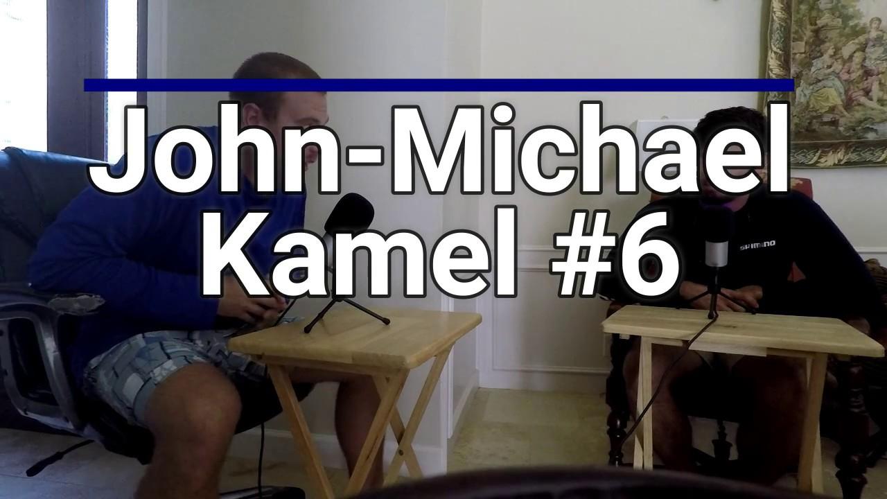 Galveston Island Podcast #6 John Michael Kamel