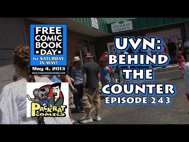 UVN: Behind the Counter 243