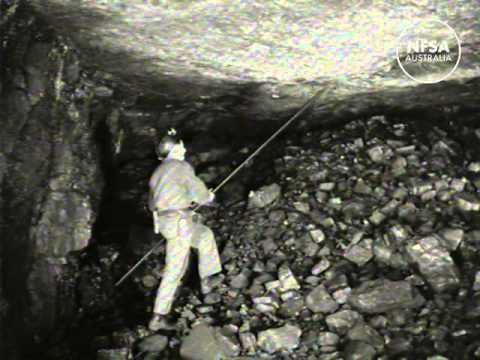 Coal Mining The Modern Way: Newcastle, 1957