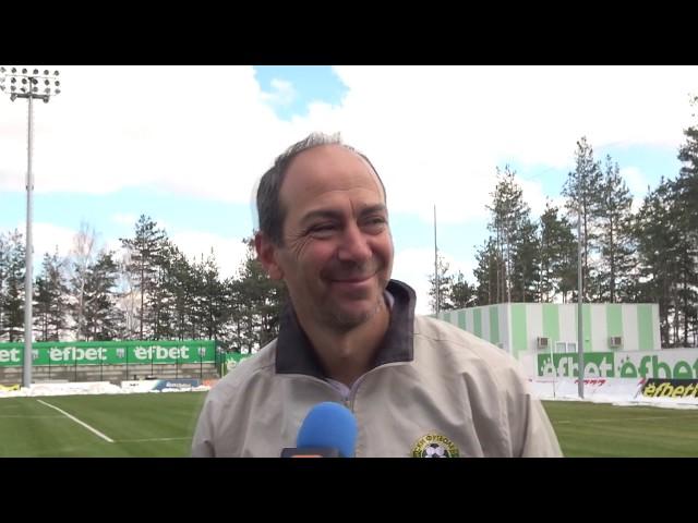 YouSofia TV: Интервю с Ивайло Андонов, футболист на Пирин (Бл) и част от отбора ни в САЩ '94