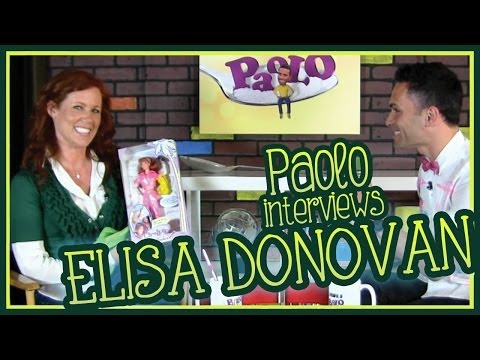 "Elisa Donovan Interview on ""Clueless"" & ""Dancing With The Stars"" Campaign"