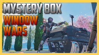 Mystery Box Window Wars!!!