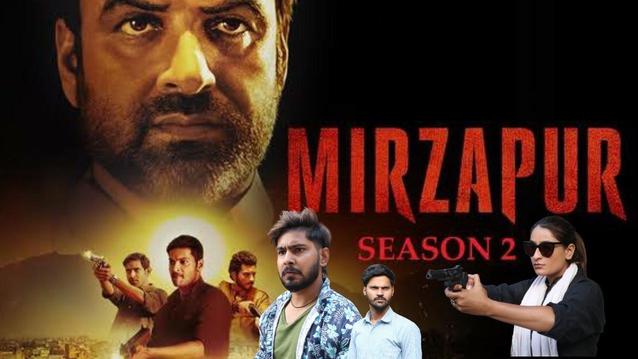 Mirzapur Season 2 | Guddu Pandit | Munna Tripathi | Kaleen Bhaiya | Chu Chu Ke Funs