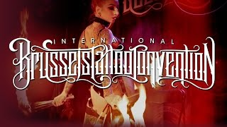 International Brussels Tattoo Convention 2014 - The Movie
