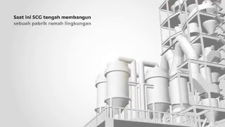 SCG Cement Product for Indonesia