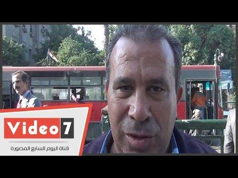 اليوم السابع : مواطن: «نطالب بإعادة رصف الطرق فى القاهرة الكبرى»