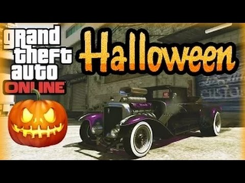 GTA 5 'HALLOWEEN' DLC Update Vehicle Prices, City Blackout, NEW ...