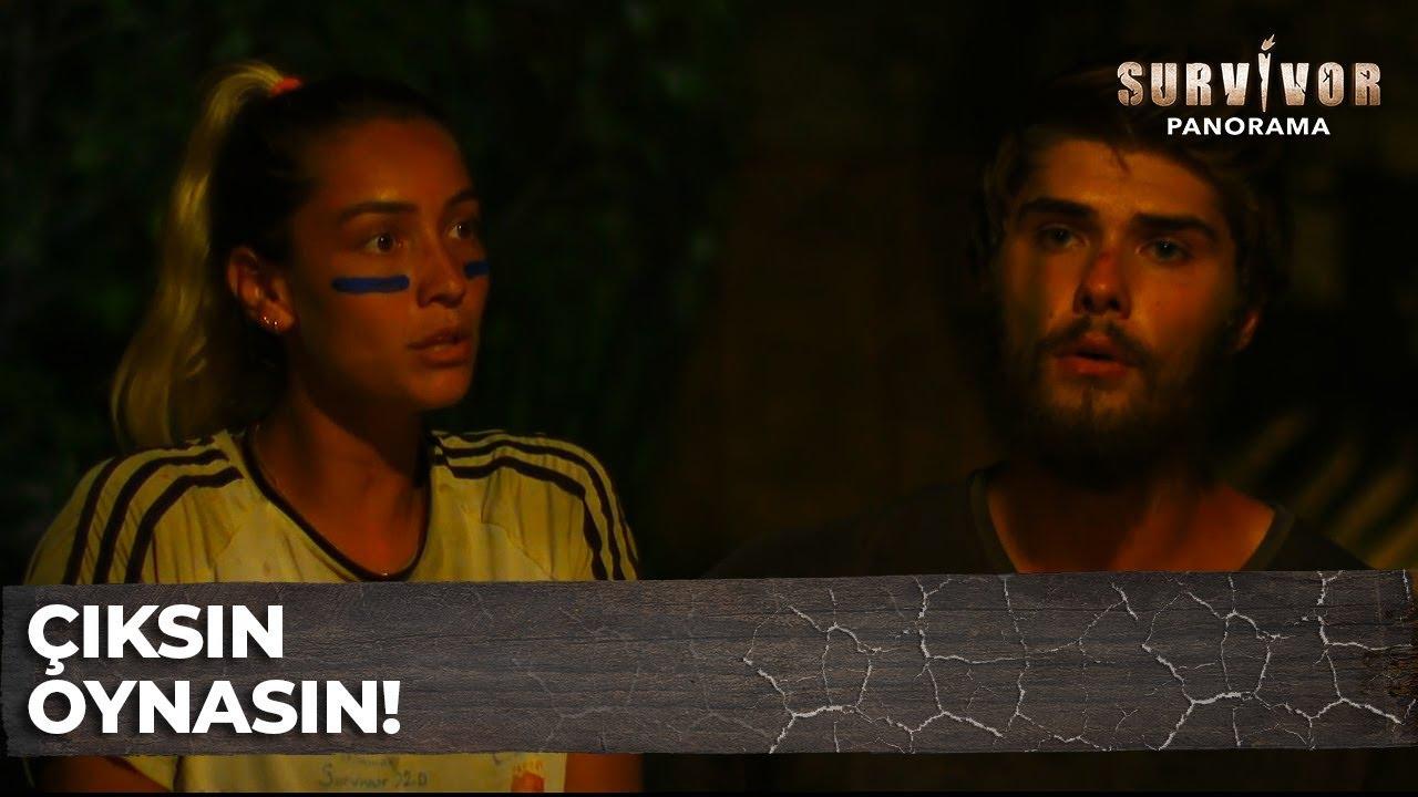 Gönüllülerin Konsey Planını Suya Düşüren İsim!   Survivor Panorama 30.Bölüm