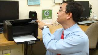 Product: Intro to Samsung ML1865 Wireless Printer