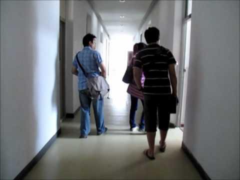 เรียนต่อจีน CEC: บรรยากาศ Beijing Foreign Studies University