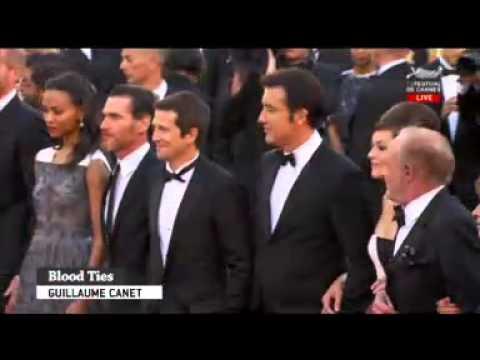 """Blood Ties"" premiere at Cannes"