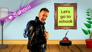 Sing Along With Tony | Let's Go To School