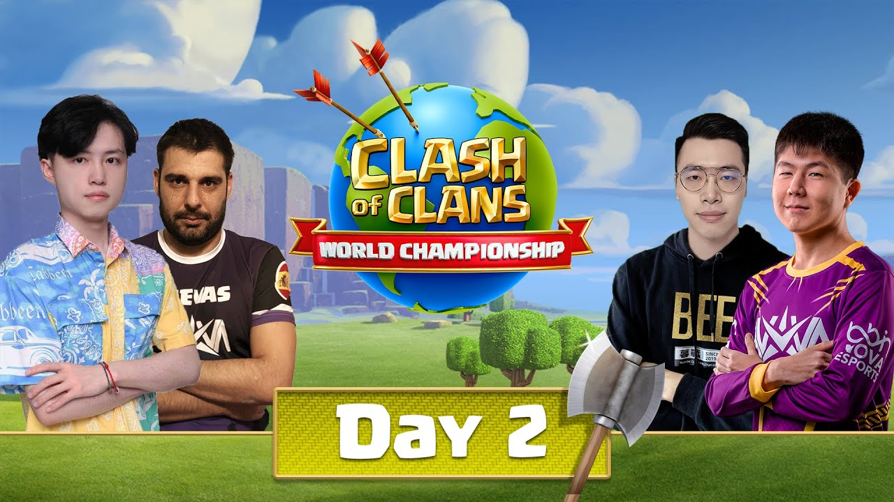 World Championship #5 Qualifier Day 2 - Clash of Clans