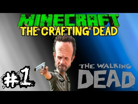 Minecraft the crafting dead ep 1 untold stories of the for The crafting dead ep 1
