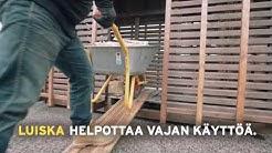 Millainen on toimiva puuvaja?