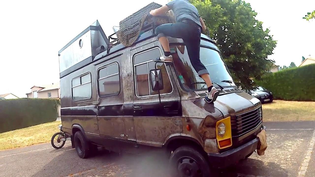EPISODE N°1 : Jojo et son Dodge 50 // La VIE dans ton CAMION AMENAGE & DEKA - YouTube