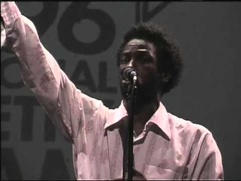 SlamNation - Saul Williams -