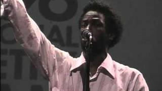 "SlamNation - Saul Williams - ""Ohm"""
