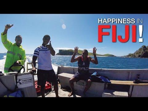 HAPPINESS IN FIJI   ADVENTURE HIGHLIGHTS REEL...