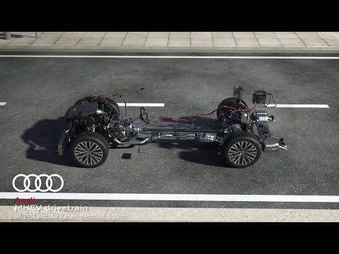 Actief onderstel nieuwe Audi A8