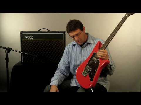 Music Man Albert Lee HH - The Perfect Guitar