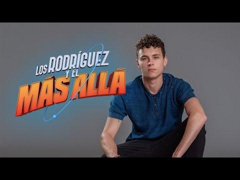 Arón Piper en Los Rodríguez y el más allá (2019)