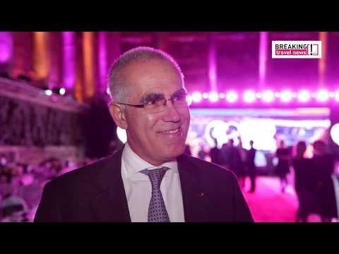 Breaking Travel News interview: Aeroflot deputy chief executive Giorgio Callegari