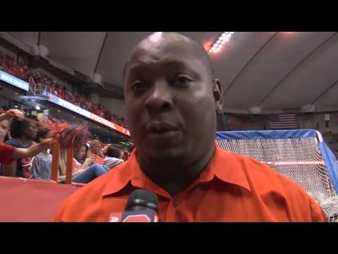 Former Players talk Syracuse Football at the Louisville Game - Syracuse Football