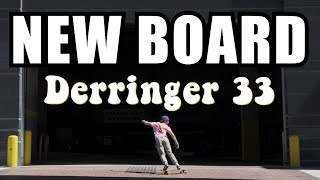 NEW Derringer 33 Longboard in Jacksonville