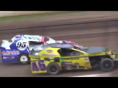 Week #3 May 13th 2017 at Shawano Speedway. Sportmod Heat #3