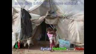 عصفور طل من الشباك اليوم العالمي للطفولة سورية