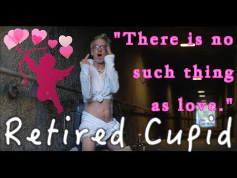 Retired Cupid  Starring Andy Dick, Meg Dick, and RJ Mitte