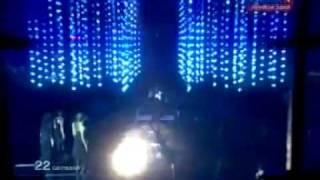 The winner of Eurovision 2010 (Final) - Lena Meyer-Landrut (Germany) - Satellite