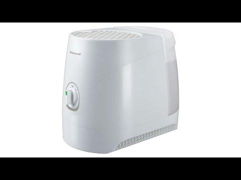 Honeywell Cool Mist Humidifier - White (HEV320W)