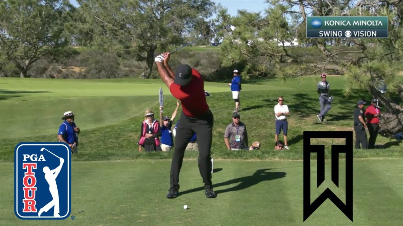 Tiger Woods 6 iron swing speed - answers.com