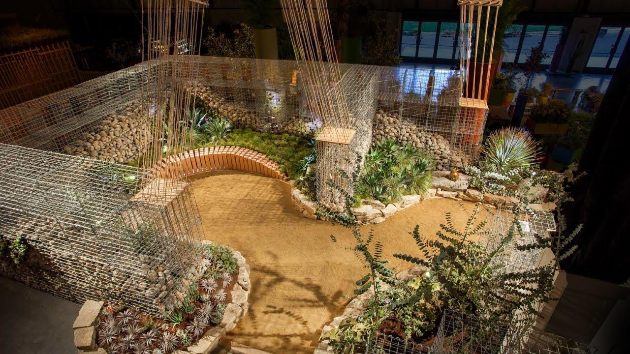 San francisco flower garden show timelapse youtube for San francisco flower and garden show