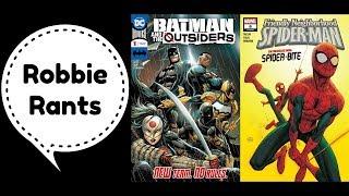 Weekly Comic Book Review 05/08/19 - Robbie Rants #316