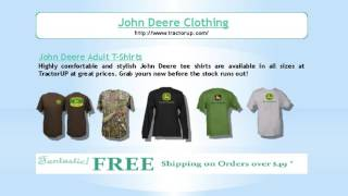 John Deere Clothing