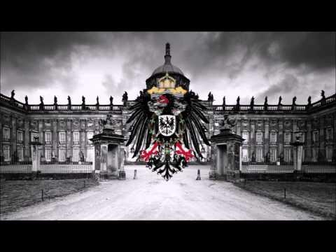 """The German Empire (1871-1918) """"Heil dir im Siegerkranz"""""""