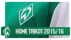 Das neue Werder Bremen - Trikot 2015/16