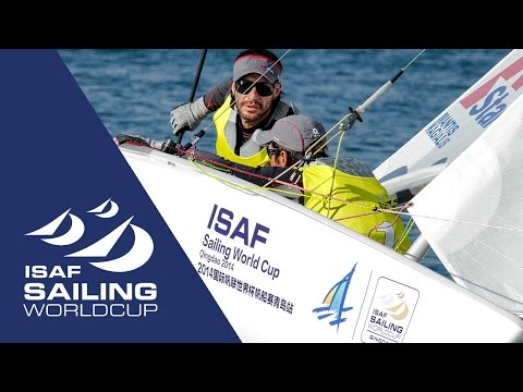 2014 ISAF Sailing World Cup Qingdao - Day 3 Highlights